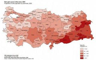 Erzurum çocuk nüfus verileri açıklandı
