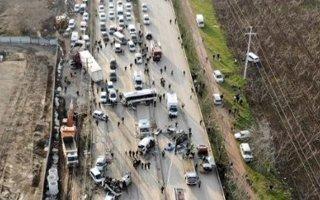 Erzurum'un 3 aylık trafik gerçeği!