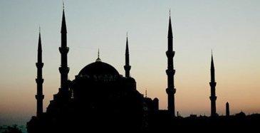 Erzurum cami sayısında 15'inci sırada