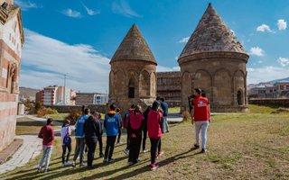 'Tarihimizi Görüyoruz' adlı gezi düzenlendi
