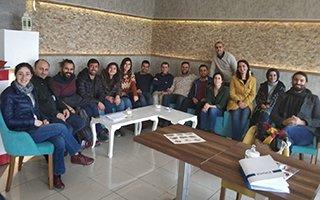Doğu'da EMDR eğitimi projesi gerçekleştirildi