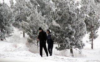 Doğuda soğuk hava etkisini artırıyor