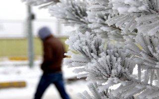 Doğu'da soğuk hava etkisini sürdürüyor