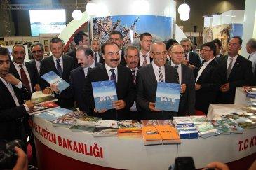 KUDAKA Van'da Erzurum'u tanıtıyor