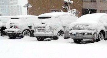 Meteoroloji uyardı! Erzurum'a kar geliyor