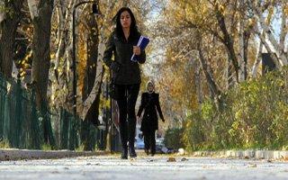 En soğuk iller Erzurum ve Ardahan oldu