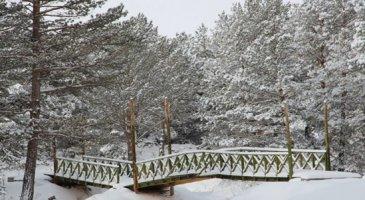 Doğu'da Sibirya Soğukları Etkili