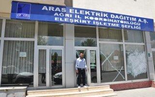 ARAS EDAŞ'ı mühürleyip vatandaş cezalandırdılar