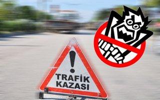 TÜİK trafik kazası istatistiklerini paylaştı