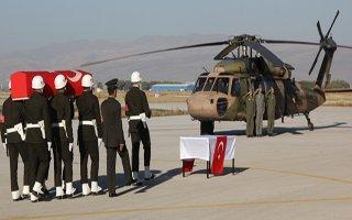 Şehit uzman çavuş Erzurum'dan uğurlandı
