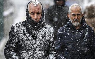 Erzurum için yoğun kar yağışı uyarısı