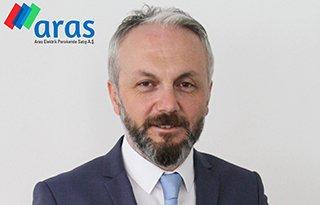 Aras EPSAŞ'ta görev değişikliği yaşandı