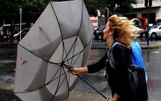 Erzurum için kuvvetli rüzgâr uyarısı
