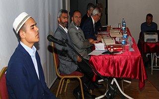 Erzurum bölgede 3 dalda birinci oldu