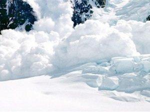 Meteorolojiden Erzurum ve bölge için çığ uyarısı