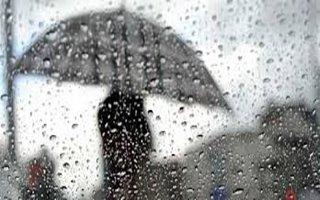 Erzurum ve çevre iller için sağanak yağmur uyarısı