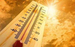 Meteoroloji'den Erzurum için sıcak hava uyarısı