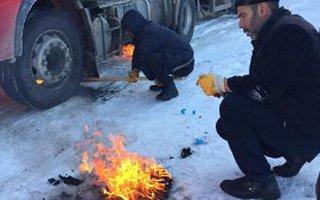 Doğuda dondurucu soğuk havalar etkili