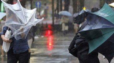 Erzurum için fırtına uyarısı