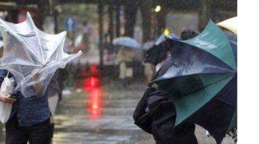 Erzurum için şiddetli fırtına uyarısı!
