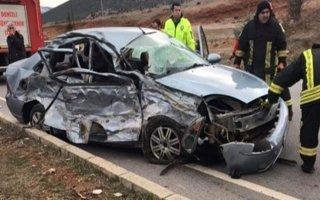 Erzurum kaza sayısı ile bölgede ilk sırada!