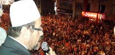 600 din görevlileri vatan nöbeti tuttu