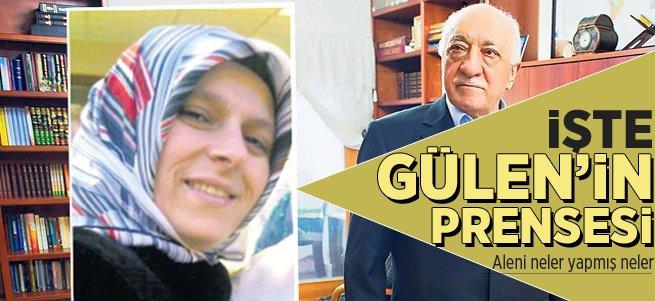 Bu da FETÖ'nün Prensesi: Sibel Topçuoğlu