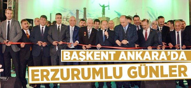 Başkent'e Erzurum çıkarması