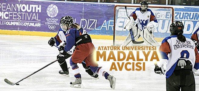 Madalya Avcısı Atatürk Üniversitesi