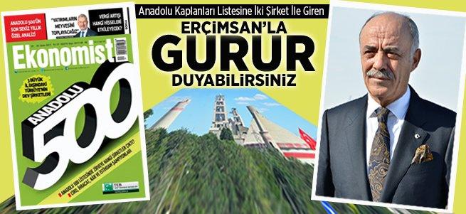 ERÇİMSAN Erzurum'un Gururu Oldu