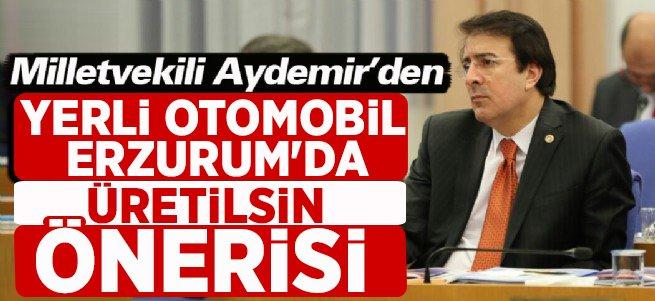 Aydemir Erzurum'un 8 beklentisini açıkladı
