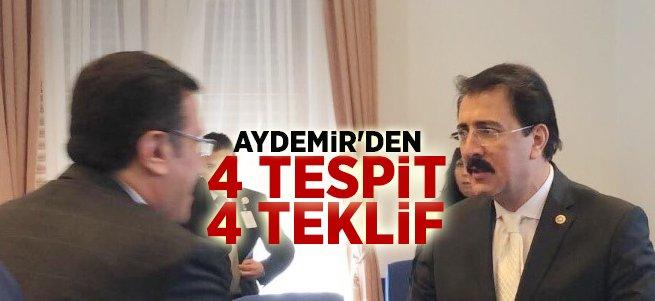 Gümrük ve Ticarette Erzurum gündemi