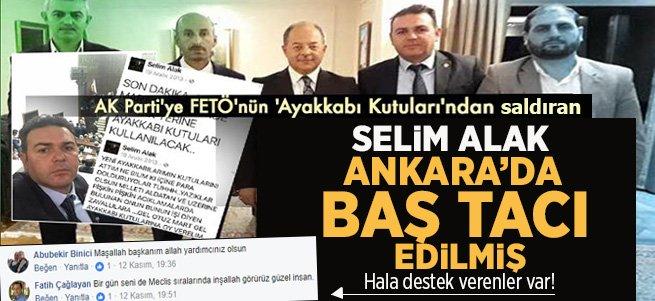 AK Parti'yi karıştıracak fotoğraflar!Selim Alak...