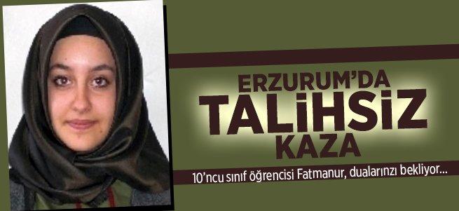 10. sınıf öğrencisi Fatmanur balkondan düştü