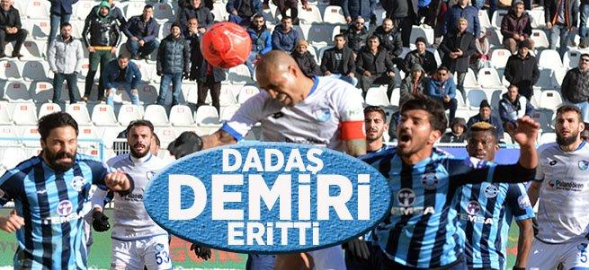 BB Erzurumspor'u Rahatlatan Galibiyet