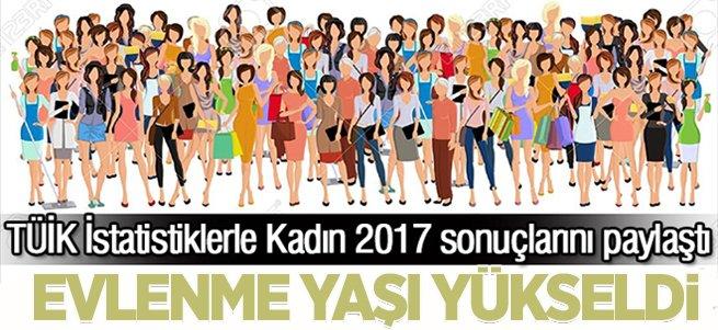 Erzurum'da evlenme yaşı yükseldi