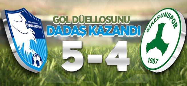 9 gol 2 kırmızı kart çıktı, kazanan Dadaşlar oldu...