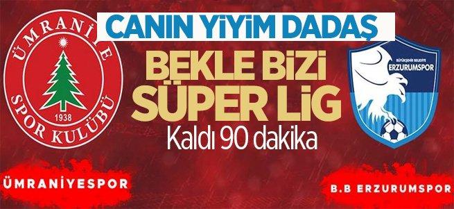 Geliyoruz...Bekle Bizi Süper Lig