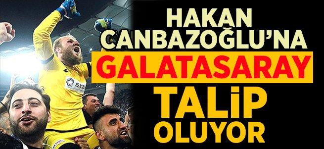 Hakan Canbazoğlu'na Galatasaray talip oluyor