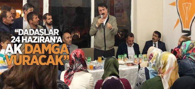 ''Dadaşlar 24 Haziran'a Ak Damga Vuracak''