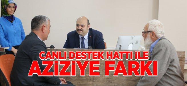 'Top yolu yürüyüşü' Erzurum'dan başladı