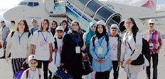 Erzurum'dan Bosna Hessek'e gittiler