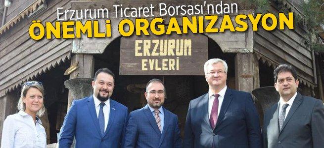 ETB'den önemli organizasyon
