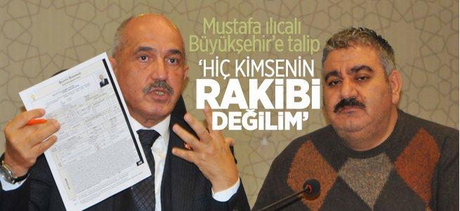 Mustafa Ilıcalı Büyükşehir'e talip