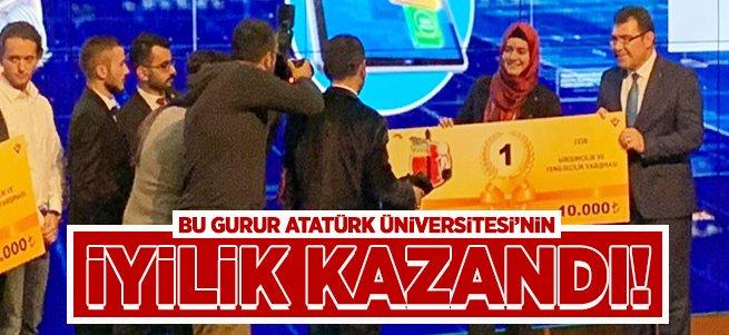 'Güçlü İyilik Projesi' Türkiye Birincisi Oldu