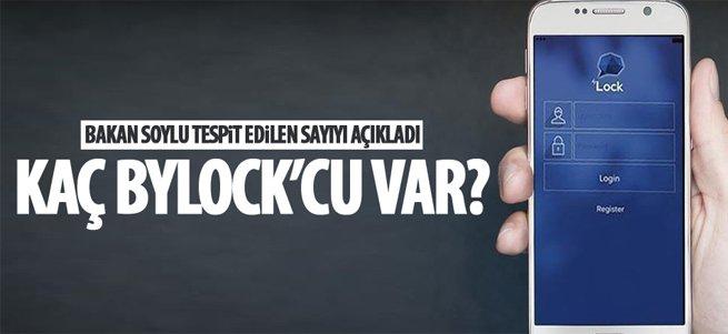 Bakan Soylu 'ByLock' rakamlarını açıkladı