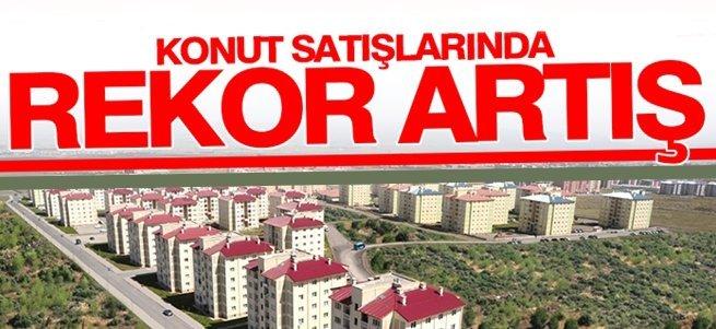 Erzurum konut satış istatistikleri açıklandı
