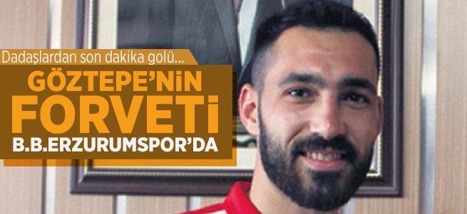 Samed Ali Kaya B.B Erzurumspor'da