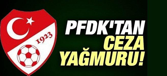 PFDK B.B Erzurumspor'a ceza yağdırdı