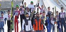 Okullararası Kayakla Atlama Yarışması